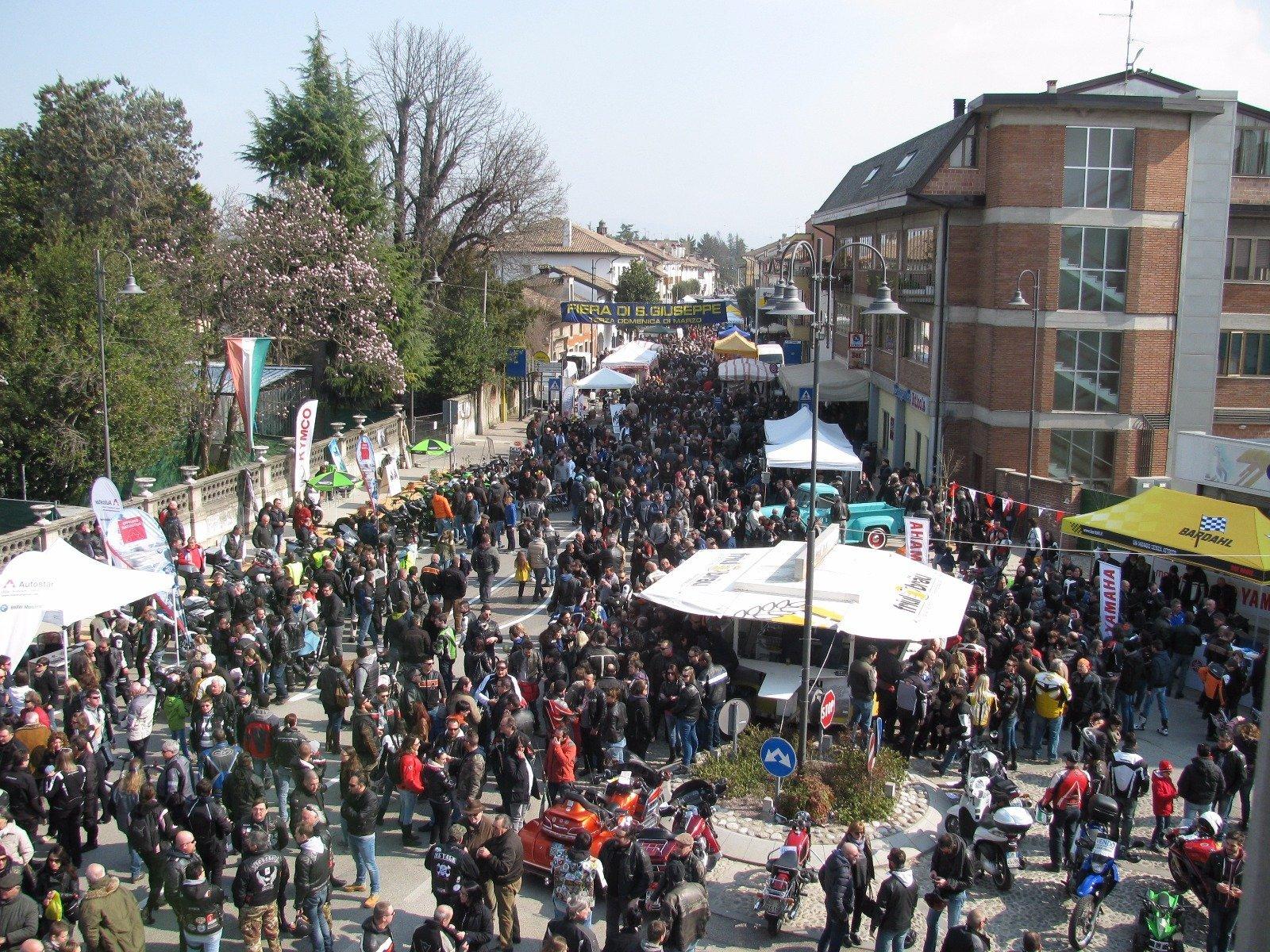 Fiera di san giuseppe 2018 a percoto anteprima sagre for Fiera udine 2017